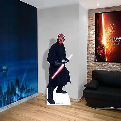 Pappaufsteller (Stand Up) Star Wars Darth Maul (185 cm)