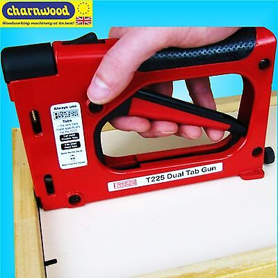 Charnwood T225 Hand Operated Tab Driver for Picture Frame Framing Gun manual