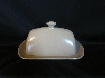 Lindt Stymeist - SAND - Covered Butter Dish