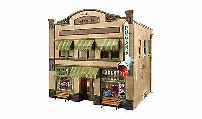 Woodland Scenics Built & Ready N Scale Building Dugan's Paint Store