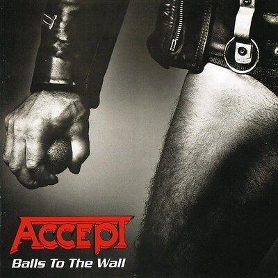 Accept - Balls To The Wall [CD New]