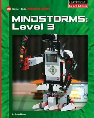Mindstorms: Level 3 by Rena Hixon (English) Library Binding Book Free Shipping!