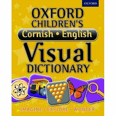Oxford Children's Cornish-English Visual Dictionary (Ox - Paperback NEW Oxford D