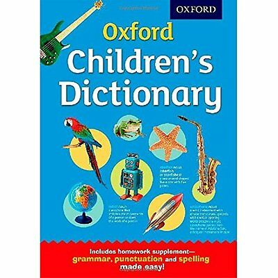 Oxford Children's Dictionary - Hardcover NEW Oxford Dictiona 2015-05-07