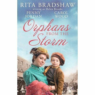 Orphans from the Storm: Bride at Bellfield Mill / A Fam - Paperback NEW Penny Jo