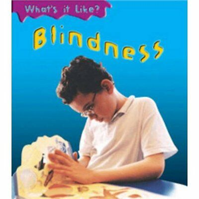 Blindness (Young Explorer: What's It Like?) (Young Expl - Paperback NEW Royston,