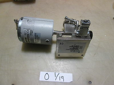 Used Damaged MKS Baratron 627A & Vacuum Isolation System, for parts