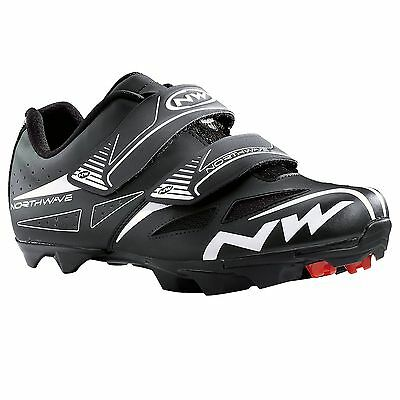 Northwave Spike Evo MTB / Mountain Bike / Cycling Clipless Shoes - Black