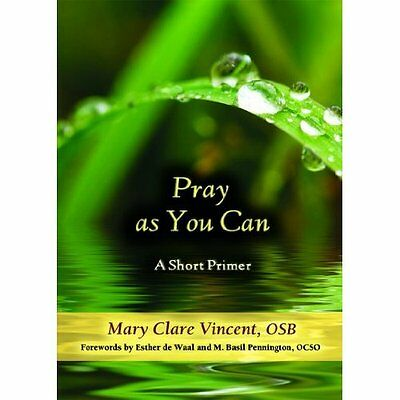 Pray as You Can: A Short Primer - Paperback NEW Mary Clare Vinc 2011-09-01