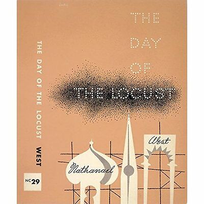The Day of the Locust (New Directions Paperbook) - Paperback NEW Nathanael West