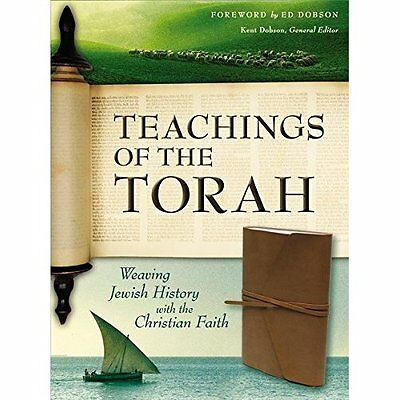 Teachings of the Torah: Weaving Jewish History with the - Hardcover NEW New Inte