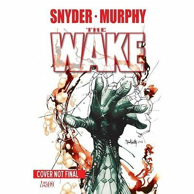 The Wake TP - Paperback NEW Sean Murphy (Ar 2015-06-25
