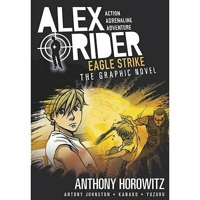 Eagle Strike Graphic Novel (Alex Rider) - Paperback NEW Anthony Horowit 2016-01-
