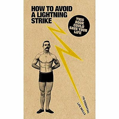 How to Avoid a Lightning Strike: 190 Essential Life Ski - Paperback NEW Nic Comp