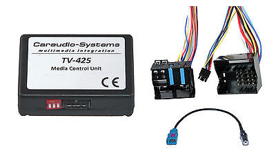 Tv Free + Reverse Backup Camera Activation Mercedes Ntg2.5 W211 W219 W164 R171