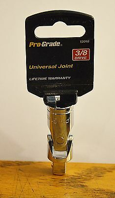 Pro Grade  3/8 inch Universal Joint  Brand New & Free Shipping