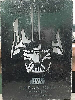 Star Wars Chronicles: The Prequels Hardcover Book