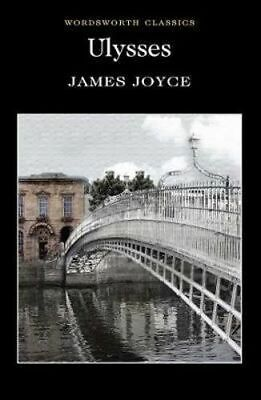 NEW Ulysses By JOYCE JAMES Paperback Free Shipping