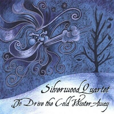Silverwood Quartet - To Drive the Cold Winter Away [New CD]