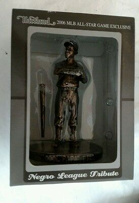 Negro League Baseball Cooperstown Limited COOL PAPA BELL Pewter Statue #1000 NEW
