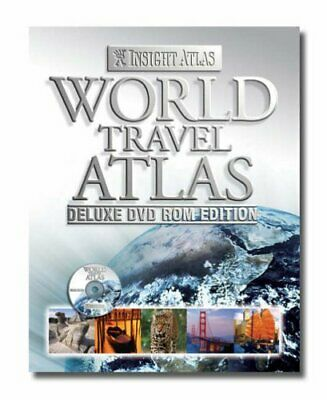 Insight Deluxe World Travel Atlas (Insight World Atlases) by