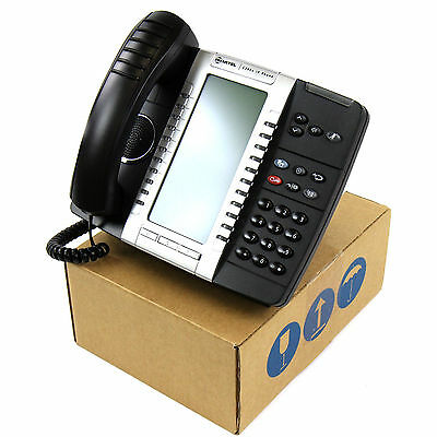 Mitel 5340e IP Backlit VoIP Gigabit Phone (50006478) Bulk New