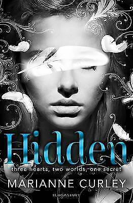 Hidden by Curley, Marianne