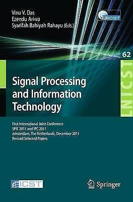 Signal Processing and Information Technology: First International Joint Conferen