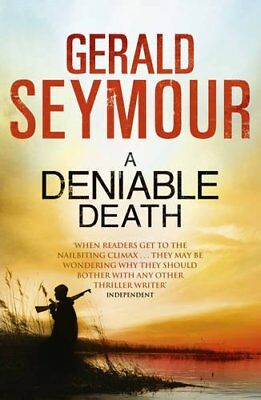 A Deniable Death by Seymour, Gerald