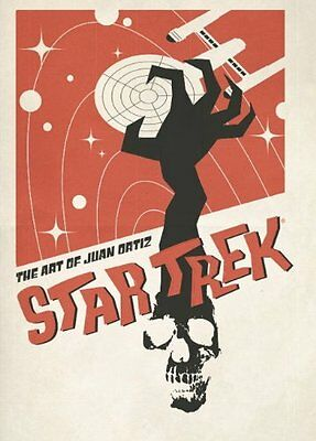 Star Trek: The Art of Juan Ortiz,New Condition