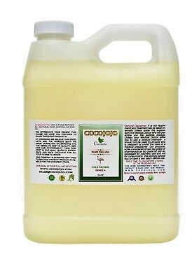 32 Oz 100 pure australian 6x refined emu oil top grade A+