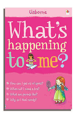 What's Happening to Me? (Girls Edition)  (Facts of Life),New Condition