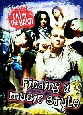 Finding a Music Style (I'm In the Band) by Miller, Adam