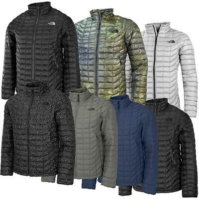 The North Face Men Thermoball Full Zip Jacke Herren Funktionsjacke T0CMH0