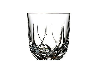 RCR Trix Crystal Set of 6 400ml (40cl) Old Fashioned Tumbler Glasses 13.75oz