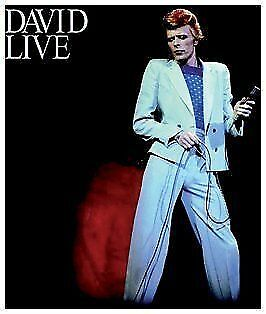 David Bowie - David Live NEW CD