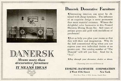 Furniture Household Advertising Collectibles