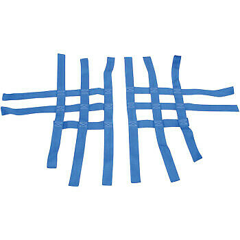 Motorsport Products Replacement EZ-FIT Nerf Bar Nets 81-0104