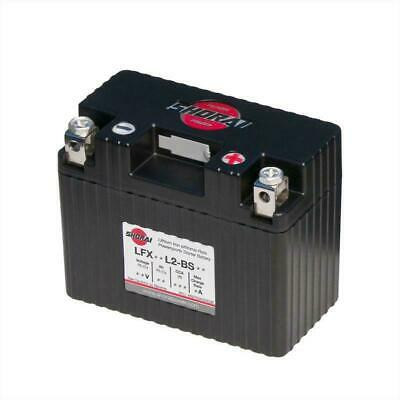 Shorai Lithium Iron Extreme-Rate Battery LFX09L2-BS12
