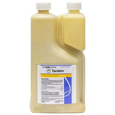 Tandem  Insecticide 32 oz. Syngenta Ants Mosquitoes Cockroaches