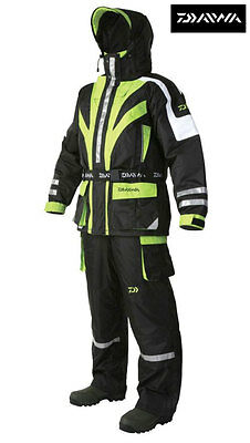 DAIWA Crossflow Flotation Suit 2PC - All Sizes - NEW FOR 2016