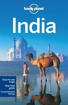 NEW India By Lonely Planet Paperback Free Shipping
