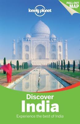 NEW Discover India By Lonely Planet Travel Guide Paperback Free Shipping