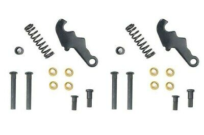 64-67 Mustang Door Hinge Repair Kit For Both Doors 1964 1965 1966 And Early 1967