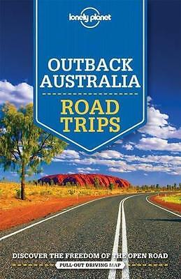 NEW Outback Australia Road Trips By Lonely Planet Paperback Free Shipping