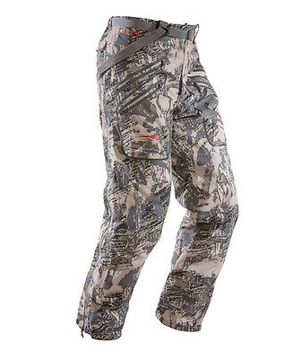 Sitka CLOUDBURST Pant ~ Open Country Medium NEW ~ CLOSEOUT
