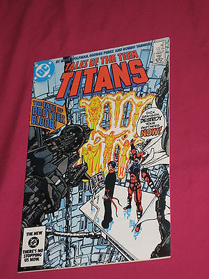 Tales Of The Teen Titans #41 DC Comics 1984 Good - Bagged & Boarded