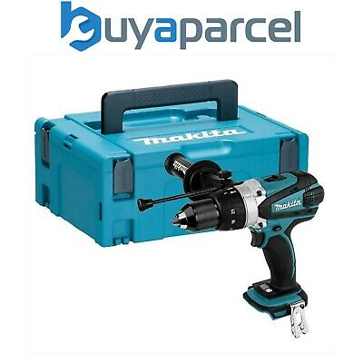 Makita DHP458Z 18v Lithium Ion LXT Combi Hammer Drill + MakPac Case - Bare Unit