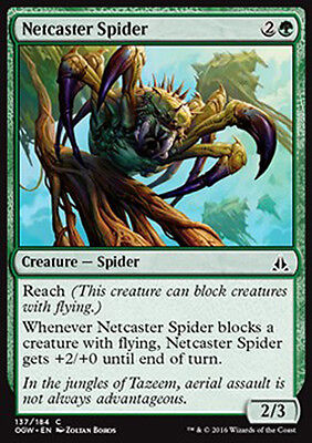 Magic 2015 M15 Magic Netzwurfspinne 4x Netcaster Spider