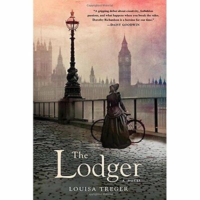 The Lodger - Hardcover NEW Louisa Treger(A 2015-05-05